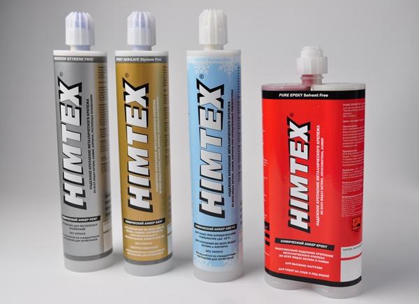 Химические анкера Himtex